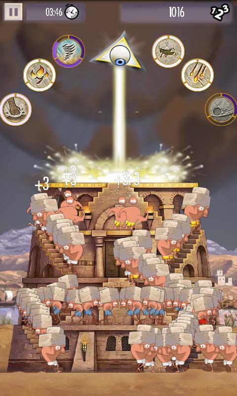 Babel Rising Cataclysm screenshot #1