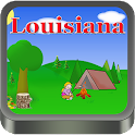 Louisiana Campgrounds icon