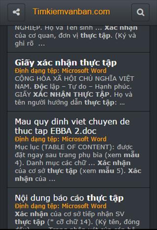 【免費書籍App】Tìm Kiếm Văn Bản & Tài Liệu-APP點子