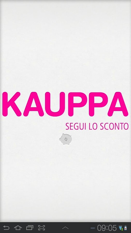 KAUPPA - screenshot