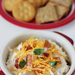 Easy Bacon Ranch Dip