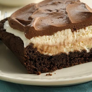 Mud Slide Ice Cream Cake Recipe