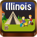 Illinois Campgrounds icon