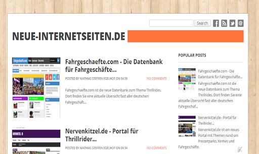 Neue-Internetseiten.de