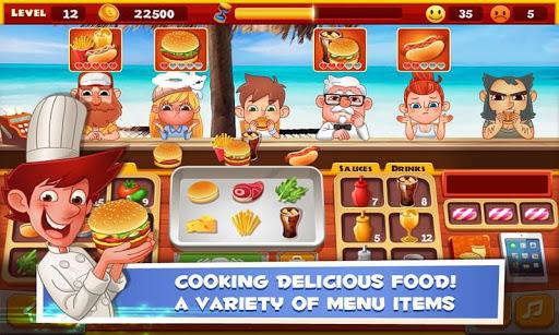 Star Chef : Yummy Burger