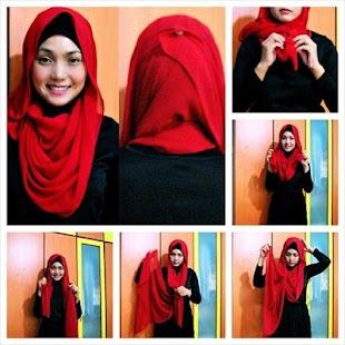 玩生活App|Hijab Photo Tutorial免費|APP試玩