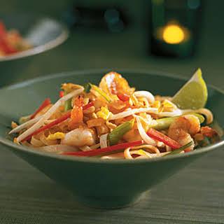 Pad Thai (Stir-Fried Noodles).