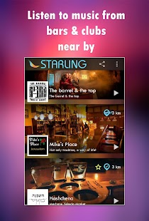 Starling - Nightlife Radio- screenshot thumbnail