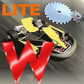 POWER KART LITE Meter