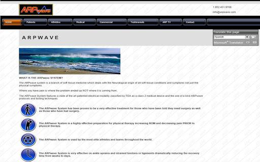 ARPwave
