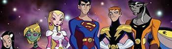 legion de superheroes en smallville