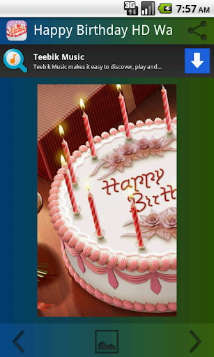 生日快樂高清壁紙