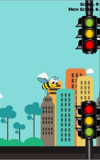 【免費冒險App】Flappy Bee-APP點子
