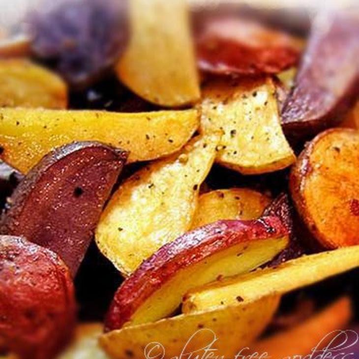 Roasted Potato Frittata