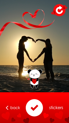 Love - Valentine Photo Editor - screenshot