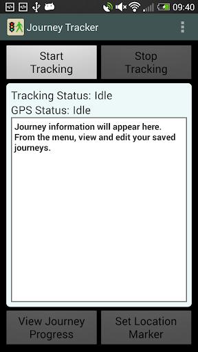 Journey Tracker