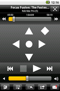 VLC Remote Free - screenshot thumbnail