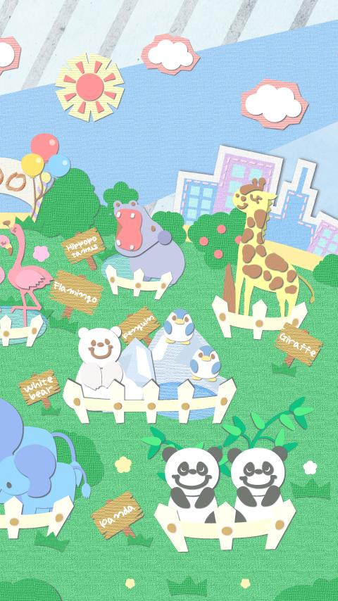 Papercraft ZOO - screenshot