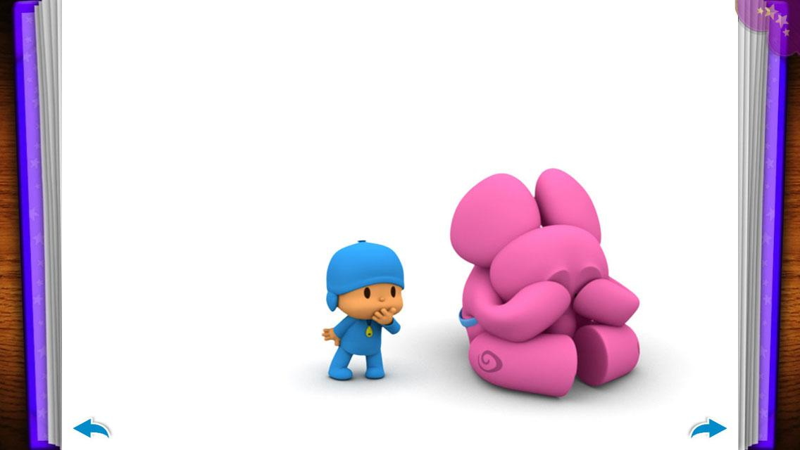 Detective Pocoyo- screenshot