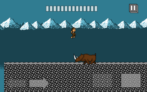 Caveman War 2 - Platform Game
