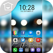 Fuzzy Lights for Cobo Launcher