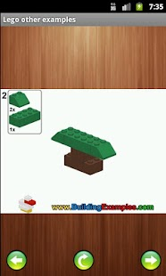 Lego variety of examples - screenshot thumbnail