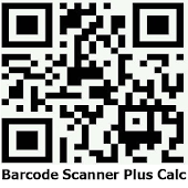 Barcode Scanner Plus Calc