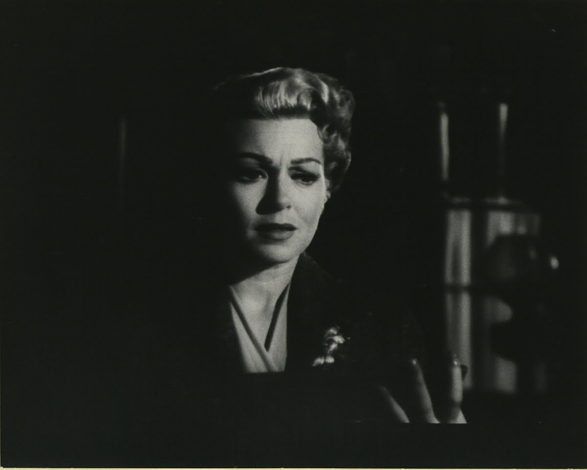 Lana Turner In Another Time, Another Place.