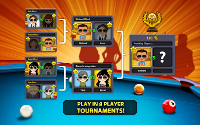 8 Ball Pool APK screenshot thumbnail 3