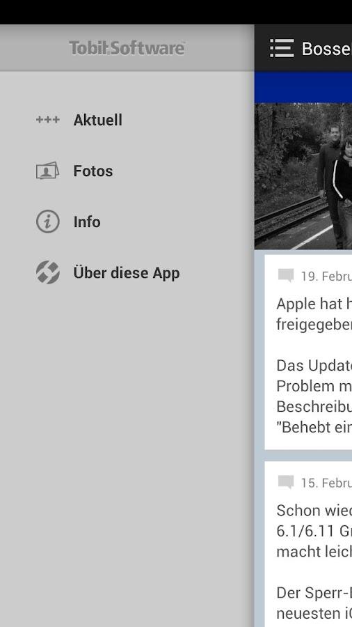 Bosse PC-Beratung - screenshot