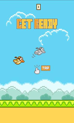 【免費街機App】Floppy Quack-APP點子
