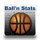 Ball'n Stats - Basketball icon