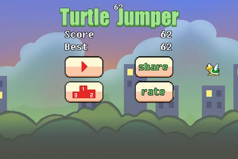 玩動作App|turtle jumper免費|APP試玩