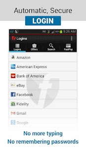 Fast Connect: Password Manager - screenshot thumbnail
