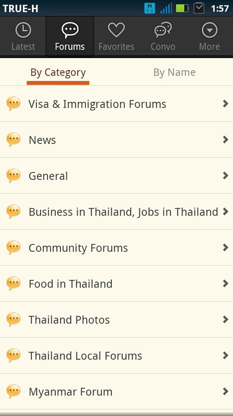 Thaivisa Connect - Thailand- screenshot
