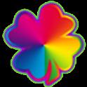 Mixer Purple – CM7 Theme logo