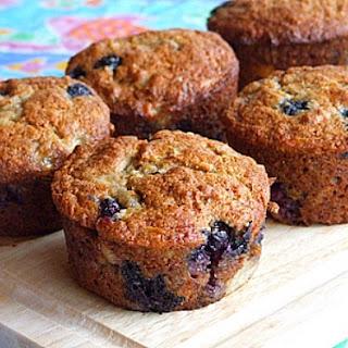 Blueberry- Zucchini Bread