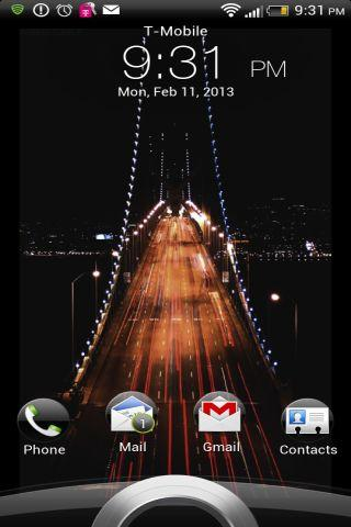City Bridge Live Wallpaper
