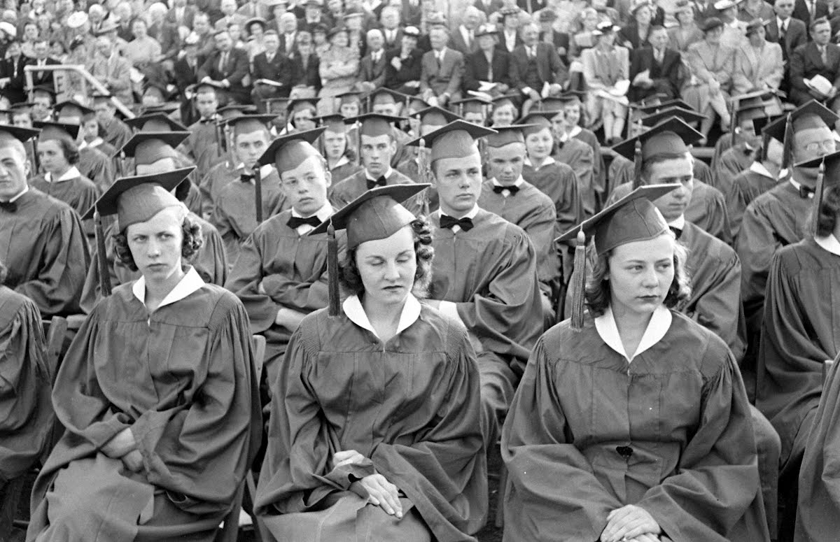 High School Graduation Mansfield, Ohio