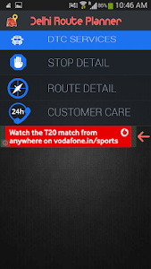 Bus Route App screenshot 5