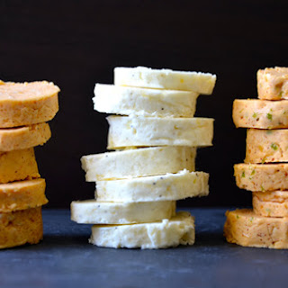 Homemade Compound Butter Three Ways