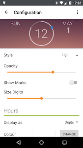 onca Clock Widget v1.1.0