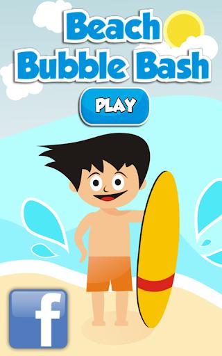 Beach Bubble Bash