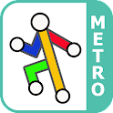 Paris Metro by Zuti icon
