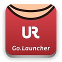 UR Theme GO Launcher EX icon