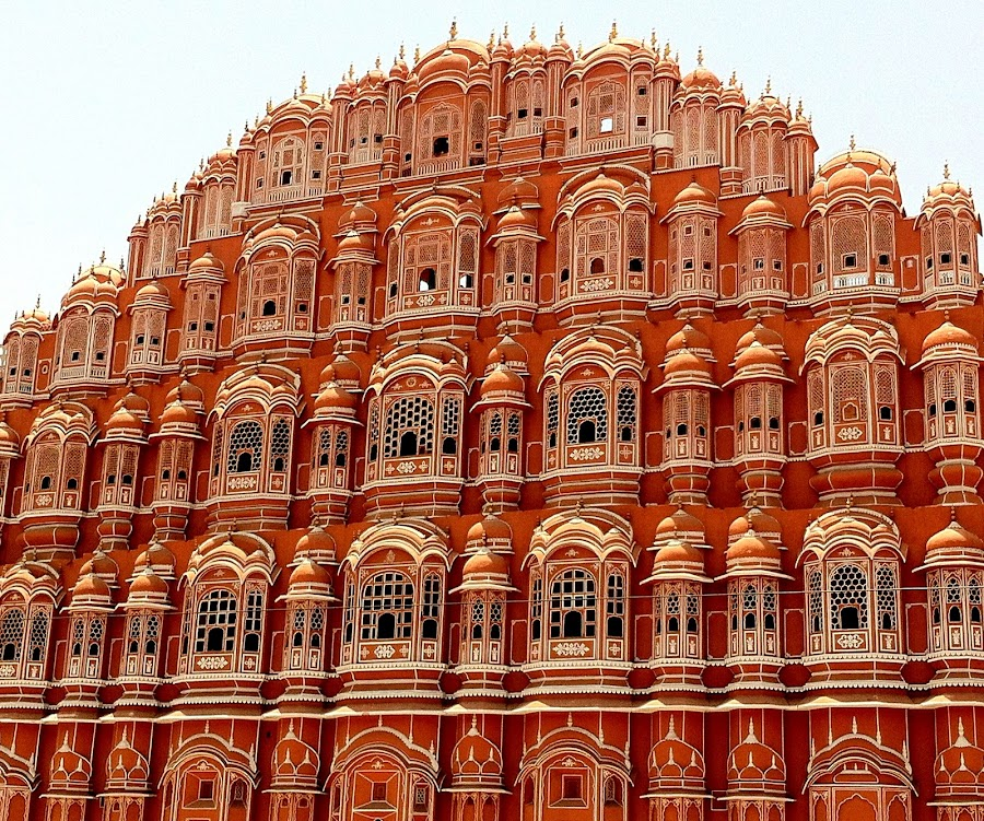 Hawa Mahal 2 by Ravi Prakash - Buildings & Architecture Public & Historical ( hawa mahal, jaipur, rajasthan, india, maan singh,  )