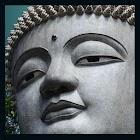 Buddha 3D icon