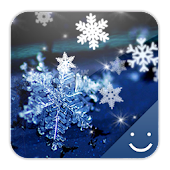 SNOW CRYSTAL Theme