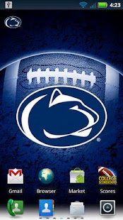 Penn State Revolving Wallpaper - screenshot thumbnail