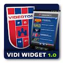 Vidi widget 1.0 logo